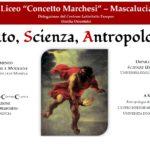 """Convegno Nazionale di Studi """"Mito, Scienza, Antropologia - Prospettive e proposte per una didattica dall'Antico al Moderno """" - I.I.S. LICEO «C. MARCHESI» MASCALUCIA (CT) 3-5 aprile 2017"""
