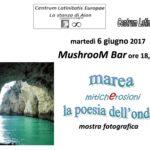 """Mostra fotografica """"Marea - miticErosioni - la poesia dell"""